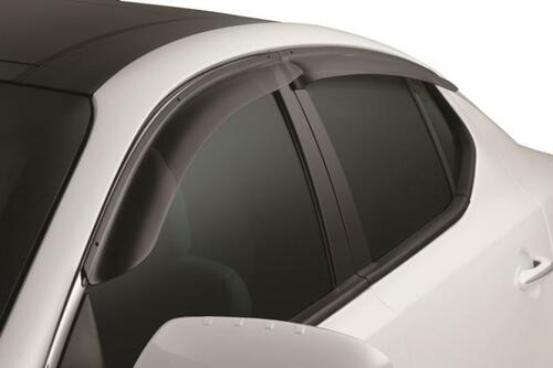 Kia Optima Rain Guards