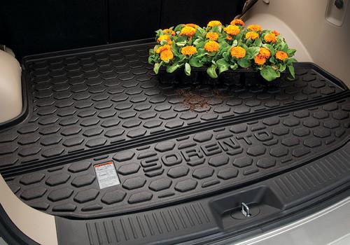 Kia Sorento Rubber Cargo Tray
