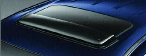 Kia Borrego Sunroof Deflector