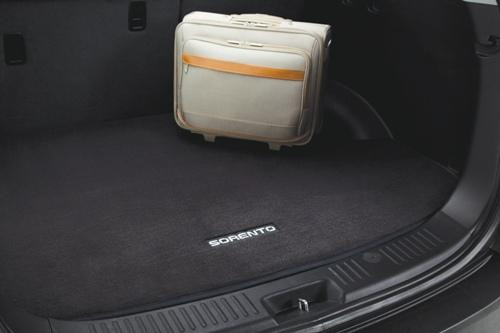 2011-2013 Kia Sorento Cargo Mat