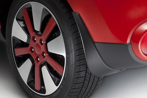 Kia Soul Alloy Wheel Accents