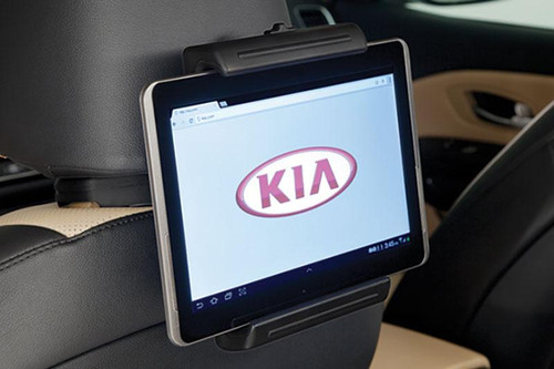 Kia Sedona Tablet Holder