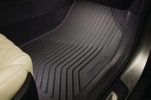 2016-2020 Kia Optima Rubber Floor Mats