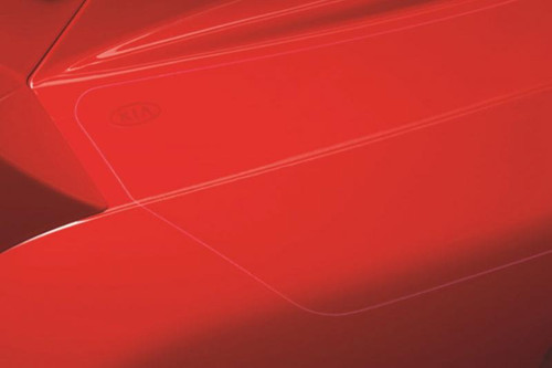 Kia Soul Rear Bumper Protector Film