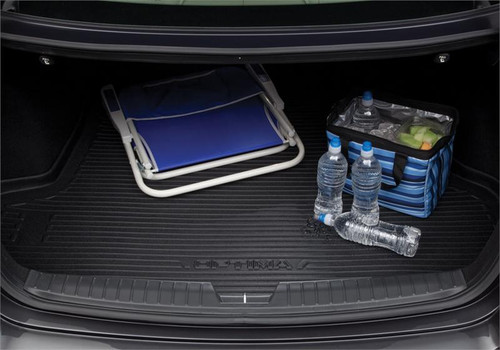 Kia Optima Hybrid Rubber Cargo Tray