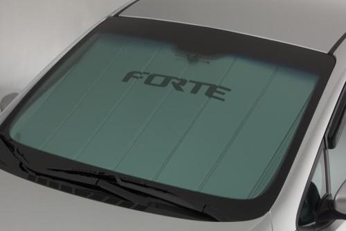 Kia Forte5 Sun Shade