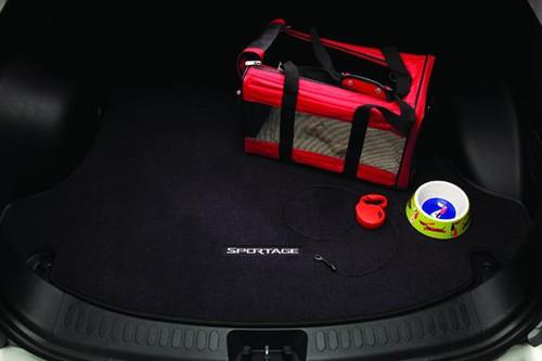 Kia Sportage Cargo Mat