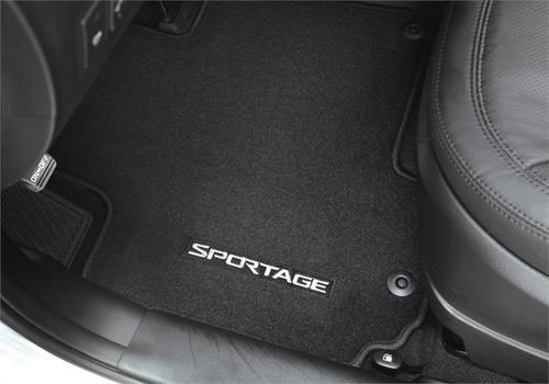 2014-2016 Kia Sportage Carpet Floor Mats