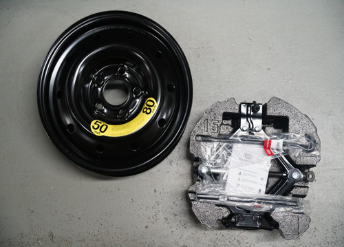2010-2013 Kia Soul Spare Tire Kit