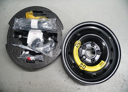 2017-2018 Kia Forte Spare Tire Kit
