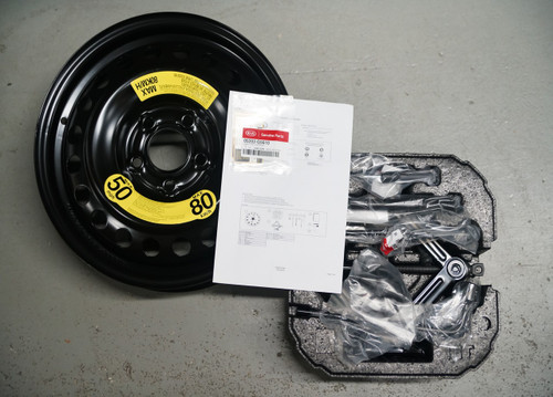 2017-2020 Kia Niro Spare Tire Kit