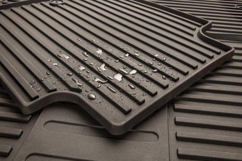 2017-2020 Kia Cadenza Rubber Floor Mats