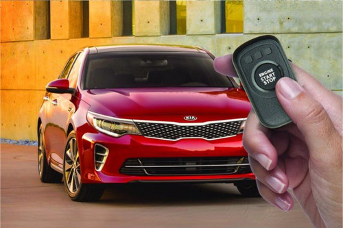 Kia Optima Remote Starter