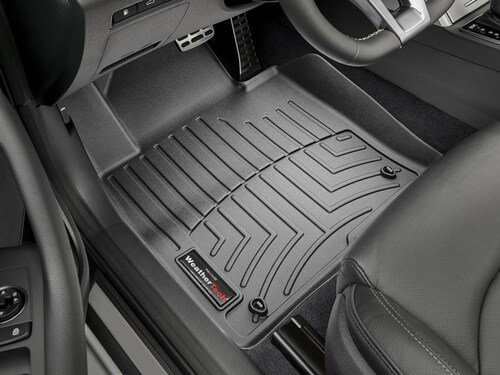 2016-2020 Kia Optima WeatherTech FloorLiners - Black