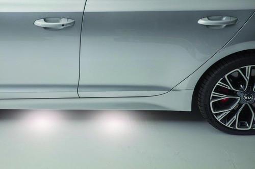 2018-2022 Kia Stinger Puddle Lights