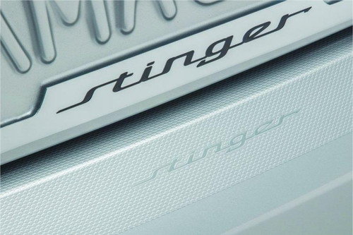 2018-2021 Kia Stinger Rear Bumper Protector Film