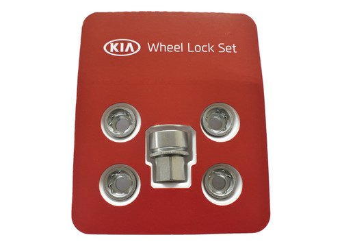 Kia Stinger Wheel Locks