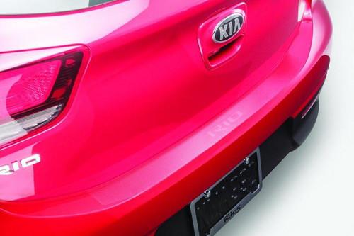Kia Rio5 Rear Bumper Protector Film