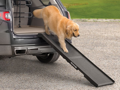 WeatherTech Foldable Pet Ramp - PetStep - Graphite