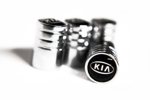 Kia Valve Stem Caps