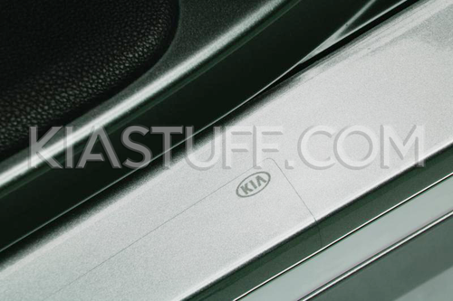 Kia Optima Door Sill Protector Kit