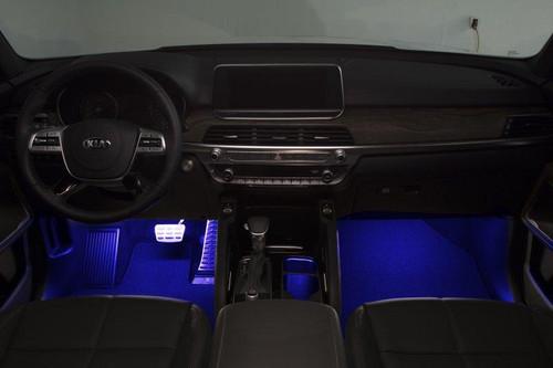 Toyota Floor Mats >> 2020 Kia Telluride Interior Lighting Kit - Free Shipping | Kia Stuff