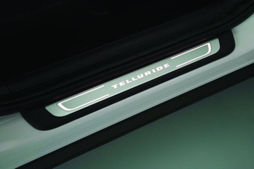 Kia Telluride Illuminated Door Sill Plates