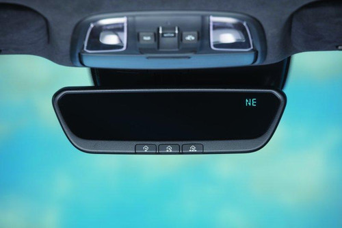 Kia Soul Auto-Dimming Mirror w/HomeLink® & Compass