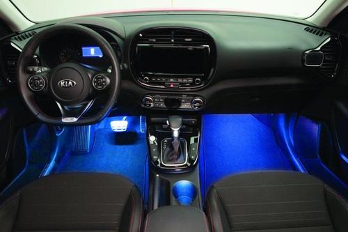 2020-2022 Kia Soul Interior Lighting Kit