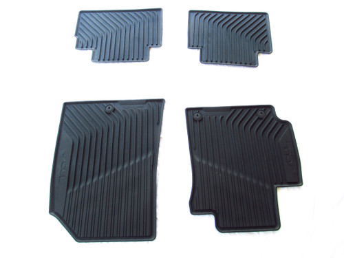 2020 Kia Soul All Weather Floor Mats