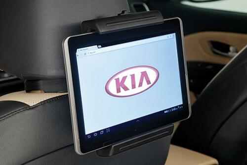 2020-2021 Kia Sportage Tablet Holder