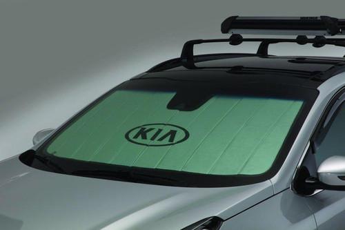 Kia Sportage Sun Shade