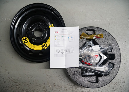 2019-2021 Kia Forte Spare Tire Kit