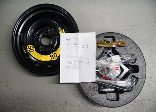 2019-2022 Kia Forte Spare Tire Kit