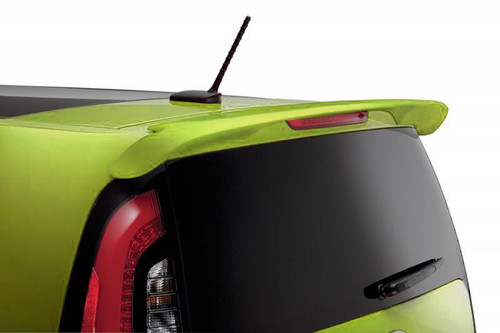 2016-2019 Kia Soul Alien Green Rear Spoiler