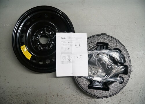 2019-2020 Kia Optima Spare Tire Kit
