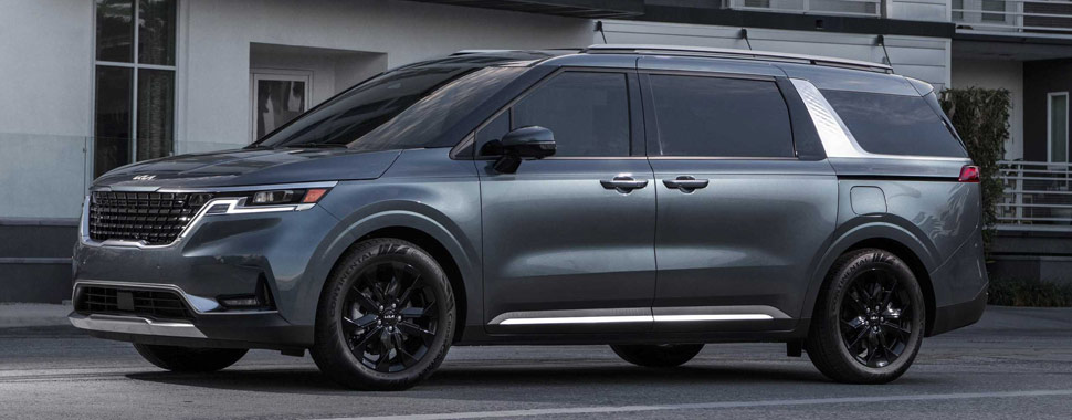 2022 Kia Carnival Products Are Here!