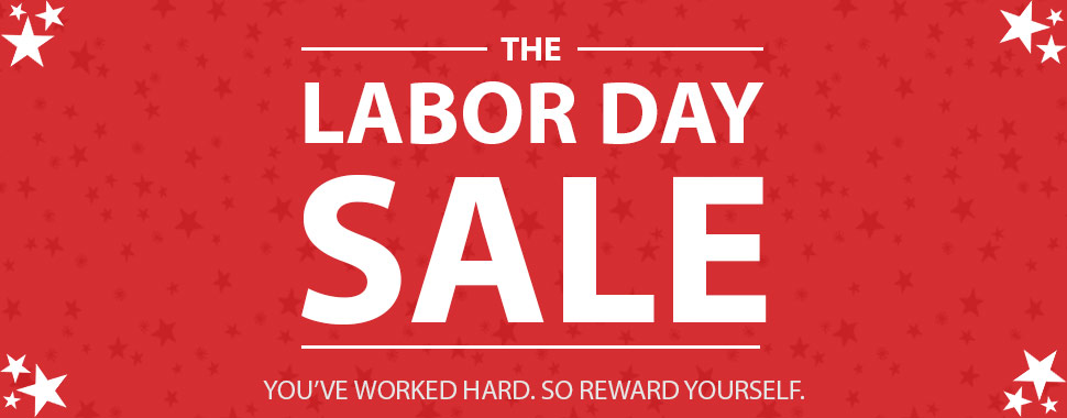 The Labor Day Sale - 2021