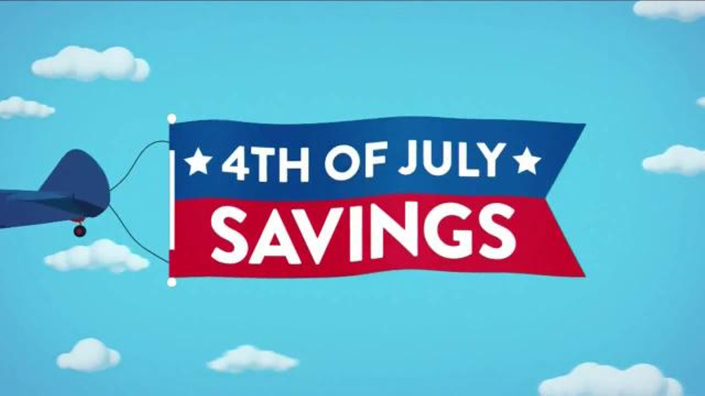 4th of July Savings!!