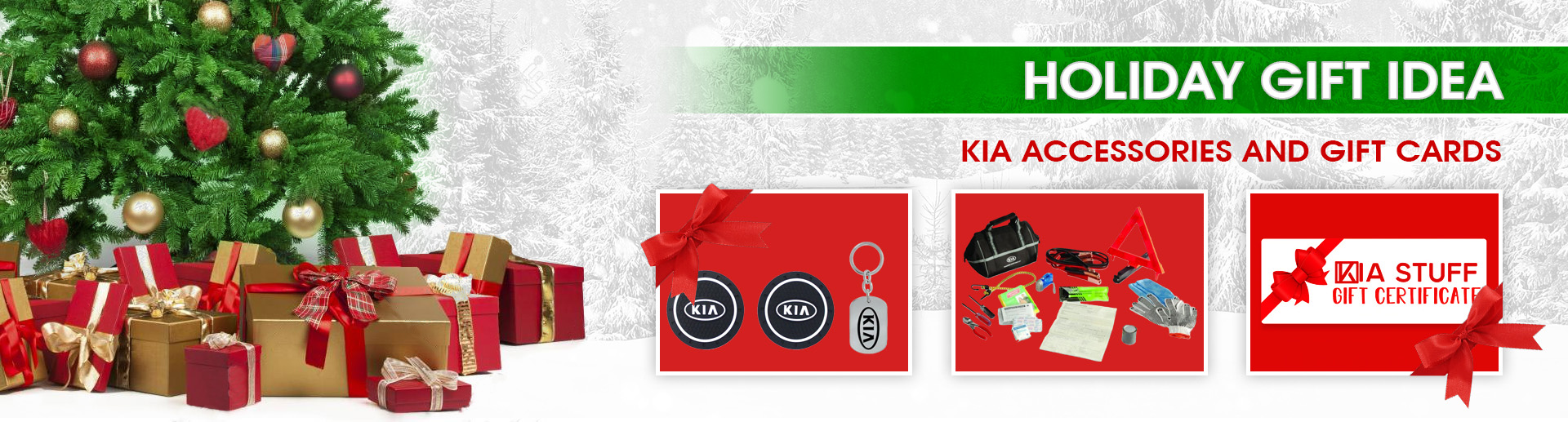 Kia Gift Guide