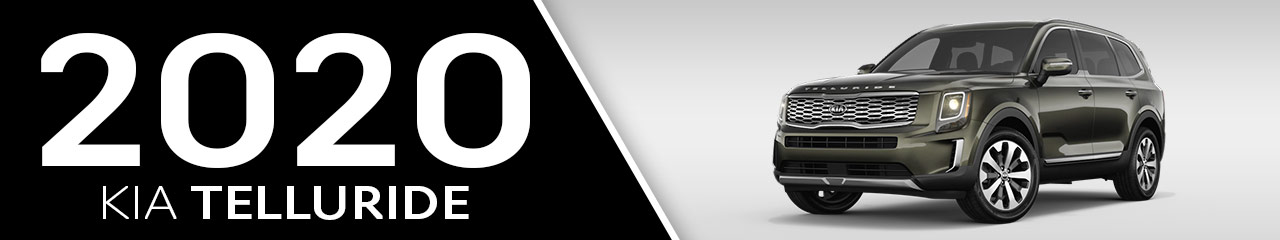 2020 Kia Telluride Accessories and Parts