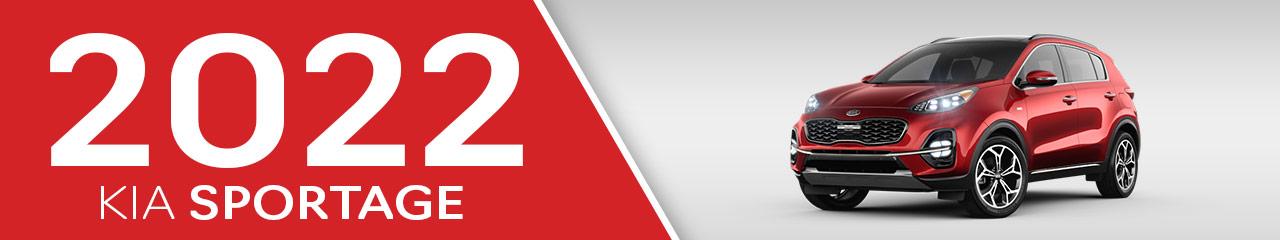 2022 Kia Sportage Accessories and Parts