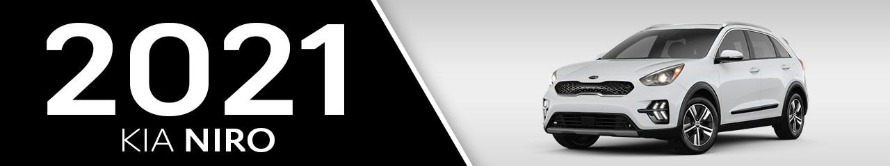 2021 Kia Niro Exterior Accessories