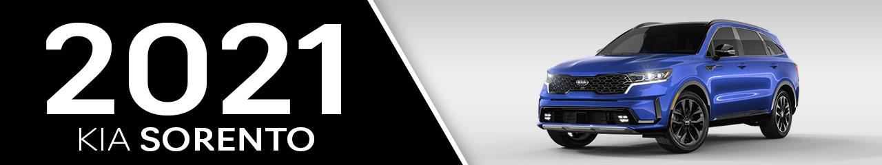2021 Kia Sorento Accessories and Parts
