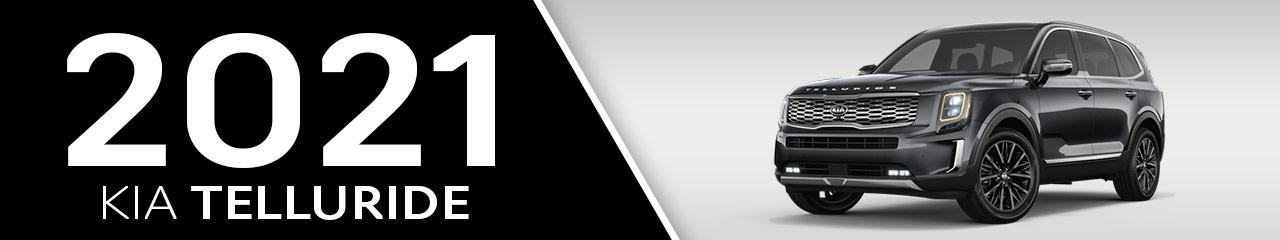 2021 Kia Telluride Exterior Accessories