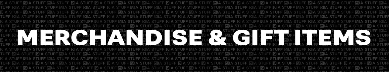 Kia Gift Items and Merchandise