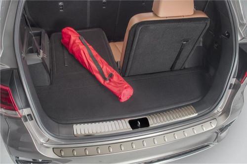 Kia Soul Ev >> 2016-2020 Kia Sorento Cargo Mat w/Seat Back Protector