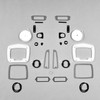 Mopar B Body 65 Belvedere Satellite Paint Exteroir Gasket Set