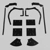 Mopar B Body 63 Polara 330 440 MEGA Splash Shield Set -Manual