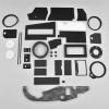 Mopar A Body 65-66 BASIC AC Heater Box Rebuild Restoration Seal Gasket Kit